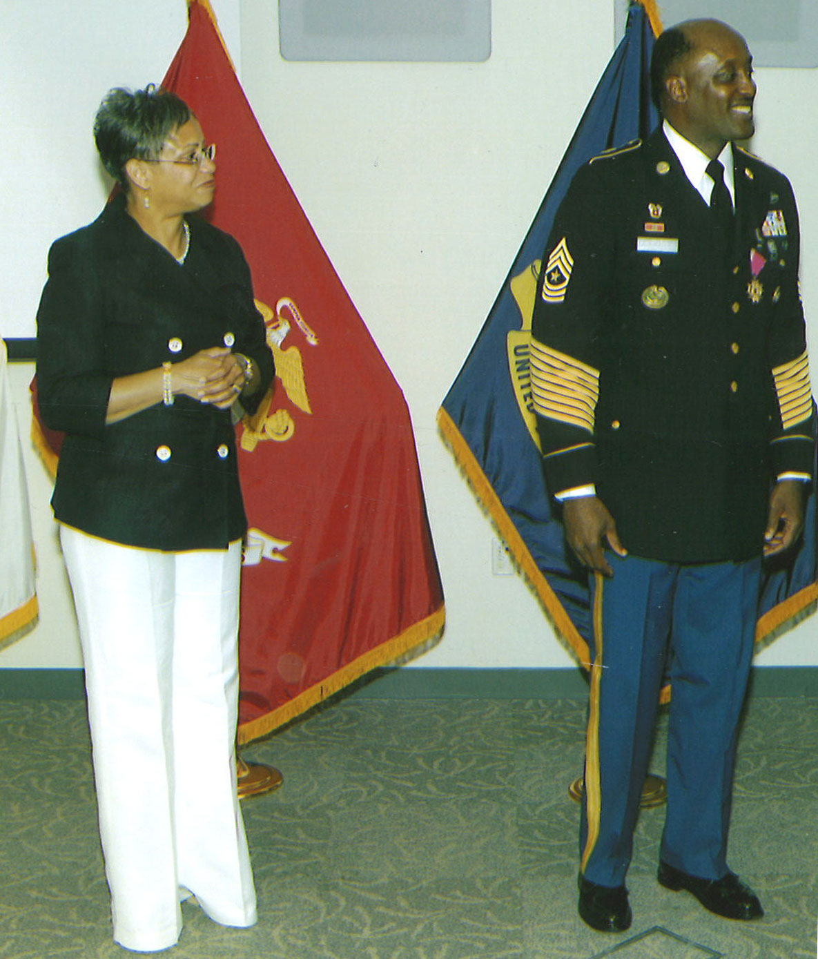 Image of Karen Brantley and John McCleary